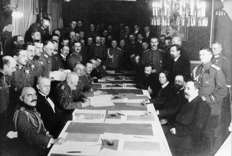 Radek On The International Situation In Spring 1918 Leftcom
