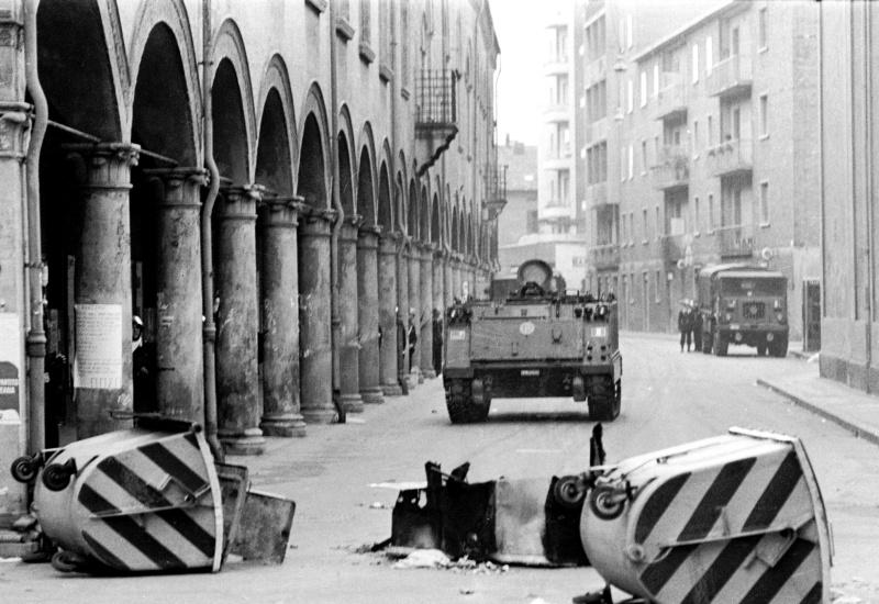Bologna On Car Paint Damage