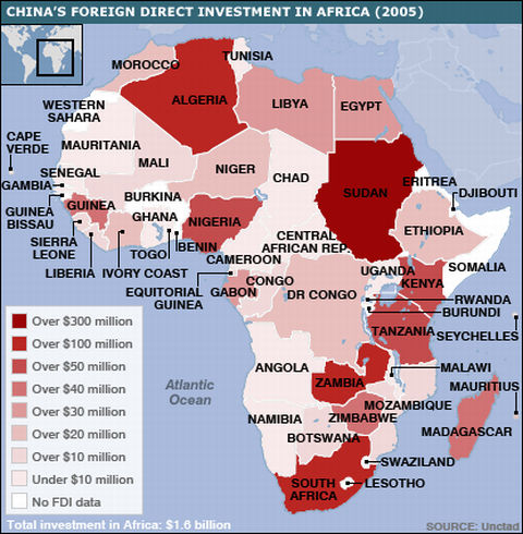 Chinese Imperialism A New Force in Africa Leftcom