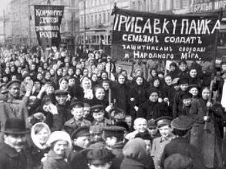 February 1917 Anatomy Of A Revolution Leftcom