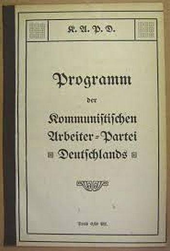 Arthur goldstein kapd no to national communism leftcom publicscrutiny Choice Image