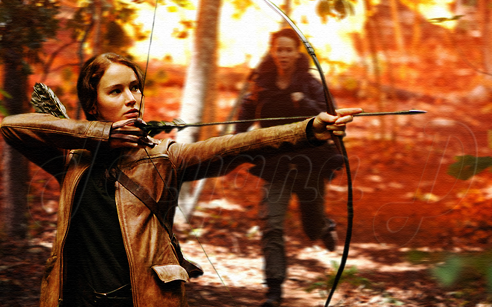 Will you summarize The Hunger Games using the Marxist approach?