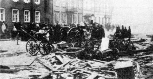 Kronstadt dopo la repressione del 1905