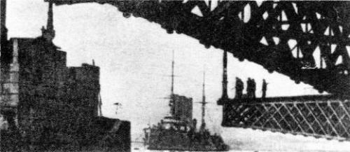 La nave Aurora che diede il segnale per l'assalto al Palazzo d'Inverno